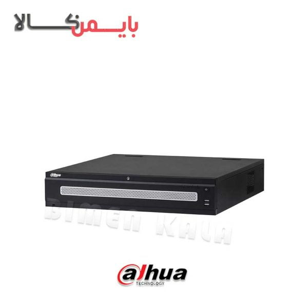دستگاه ضبط کننده تحت شبکه داهوا مدل DH-NVR608-64-4KS2